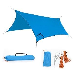 [Camping Essential] Himal 3m2.95m Waterproof Sunshade Tent Rain Fly Tent Tarp