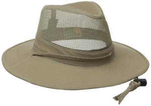 DPC Outdoors Solarweave Treated Cotton Hat