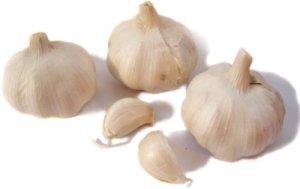 Fresh Garlic Lasan - 1lb