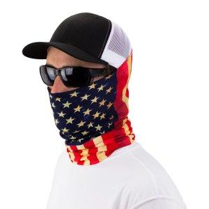 Hoo-rag Old Glory American Flag Bandana