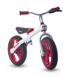 Joovy Bicycoo Balance Bike, Red