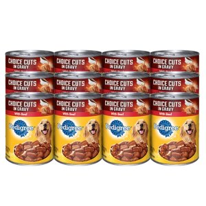 PEDIGREE CHOICE CUTS in Gravy Canned Dog Food