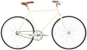 Retrospec Fixie Style Siddhartha Single Speed Urban Coaster Brake Bike