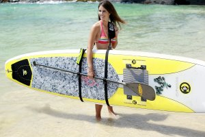 SUP-Now Enhanced Stand Up Paddle Board CarrierStorage Strap