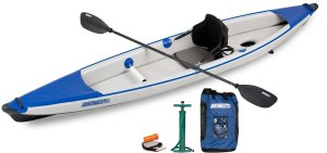 Top 10 best touring kayaks for water sport