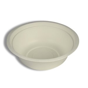 Stalkmarket 100% Compostable Sugar Cane Fiber Soup Bowl, 16-Ounce, 500-Count Case