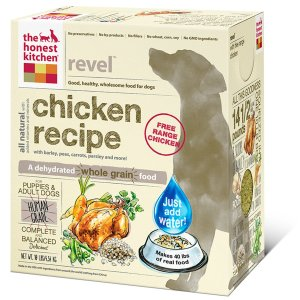 The Honest Kitchen Revel Chicken and Whole Grain Dog Food