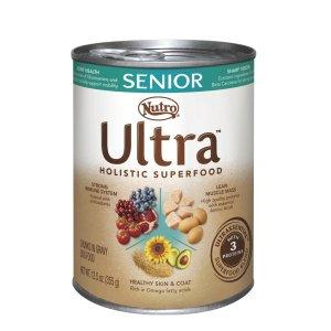 ULTRA Wet Dog Food