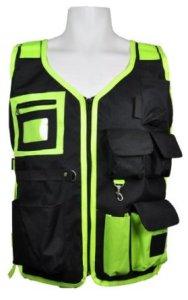 3A Safety - Utility Surveyor Safety Vest - New Redesign!
