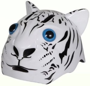 Cango Kids Multi-sports 3D Tiger Helmets, Unisex