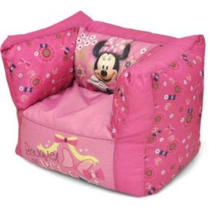 Disney's Minnie Mouse Ultimate Bean Bag Chair
