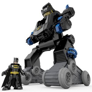 Fisher-Price Imaginext DC Super Friends RC Transforming Bat Bot
