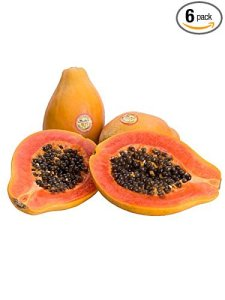 Fresh Strawberry Papaya (Set of 6)
