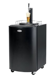 Nostalgia KRS2100 5.1 Cubic-Foot Full Size Kegorator Draft Beer Dispens