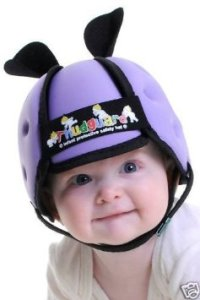 Thudguard Baby Protective Safety Helmet Lilac