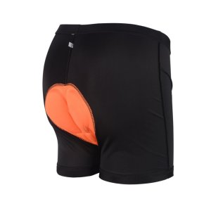 Xcellent Global High Grade 3D Padded Low-waist Riding Bicycle Cycling Underwear Shorts Underpants - Breathable, Lightweight, Flexible for Male and Female FS026XL