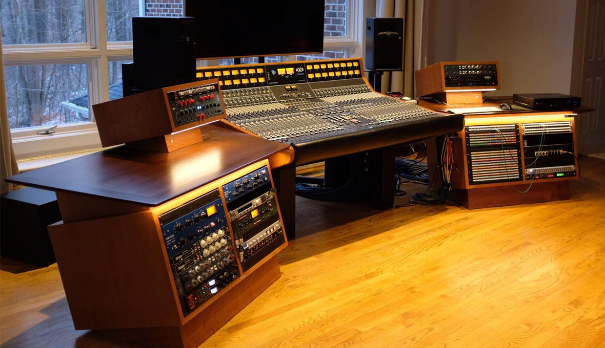 johnston studio ez acoustics