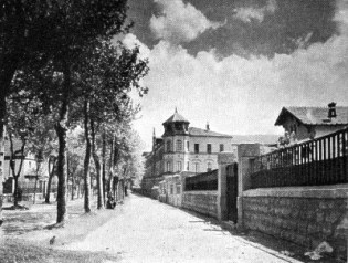 Paseo La Antigua 1950