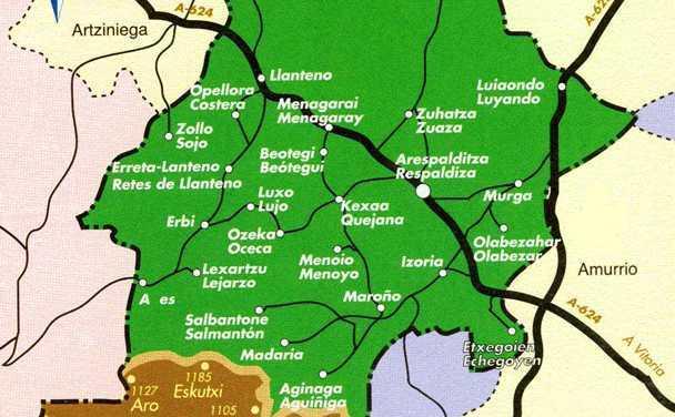Historia de Bizkaia