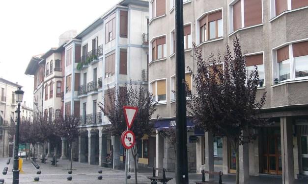 La Plaza: lado Este