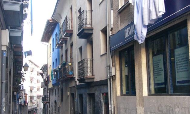 Calle Santa Clara o Artekale