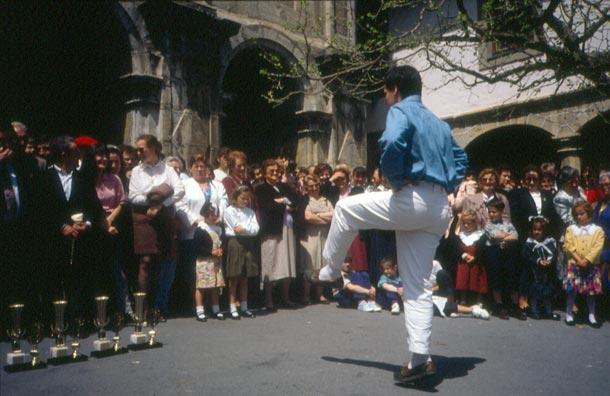 """El baile de las """"Entradillas"""""""