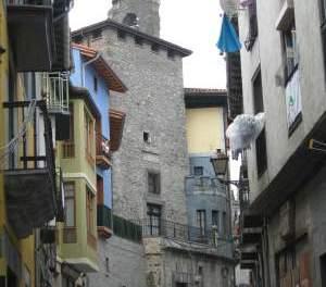 La cuadrilla o calle como unidad jurisdiccional (Orduña).