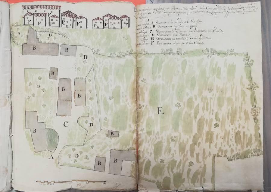 VILLAÑO: El cachito de Bizkaia que está en Burgos y no sale en los mapas