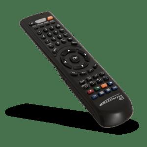 TV remote control pc programmable