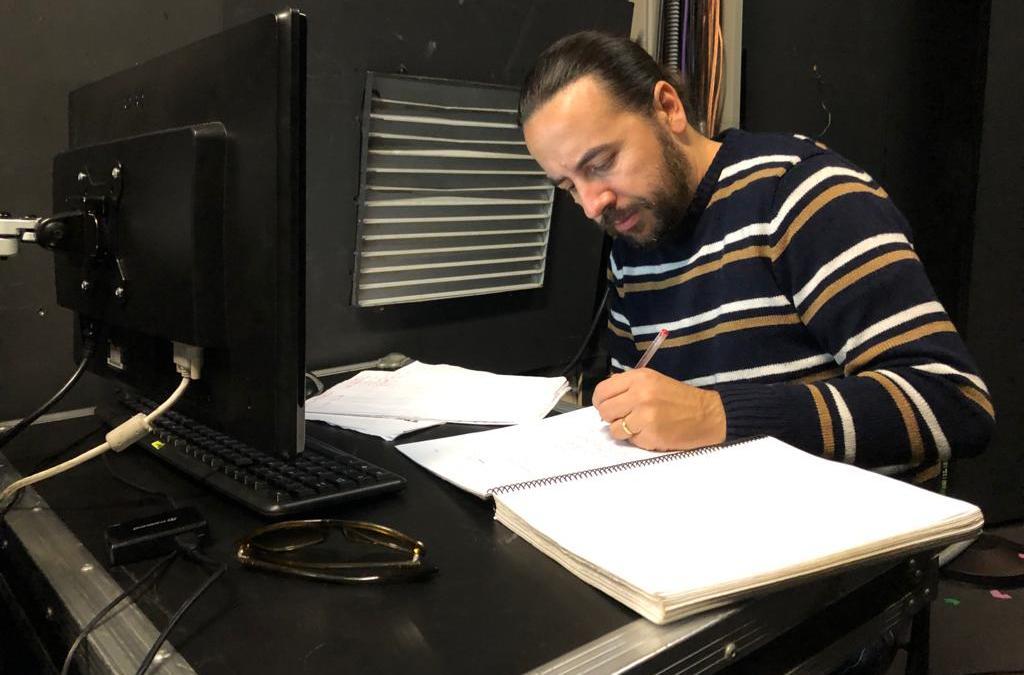 El guion es lo mas importante de una produccion