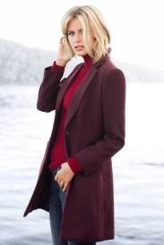 The Emerge Classic Coat: Minimal look pocket. Your new coat? Style 131897