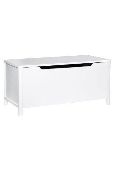 Keep your bedroom and wardrobe tidy with a blanket box. This could hide your winter clothing. Search 141089 online.