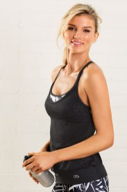 Fitness Workouts: Michelle Bridges Two for Print Tank Style Number: 143497