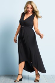 Plus size clothing: the perfect dress