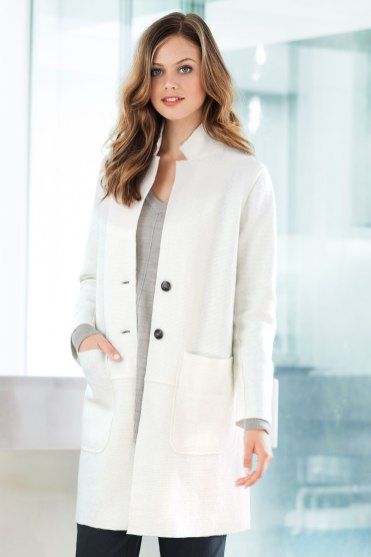 Cozy winter wardrobe must haves - the coat. Style 151512