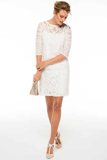 Grace Hill Lace Shift