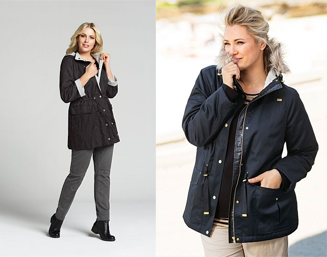 bdbb08ed223 Plus size coats for winter - Life   Style Your Way