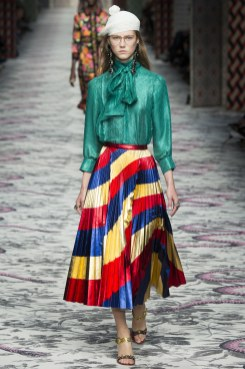 Gucci Spring 2017 Ready to Wear Collection