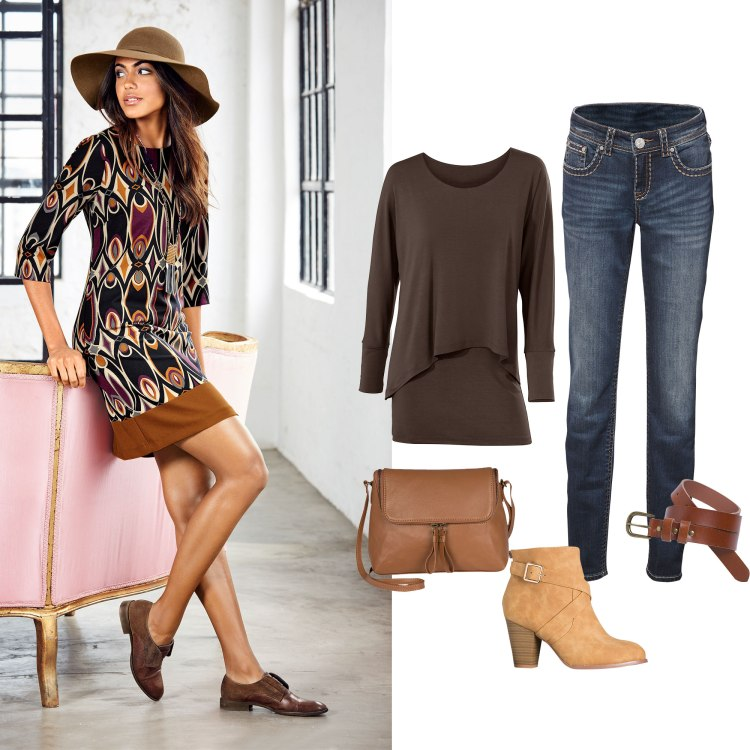 Heine Autumn Colours: Trend Edit