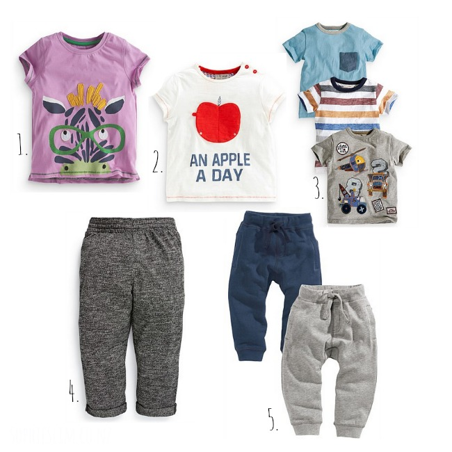 Kindy Clothes EziBuy