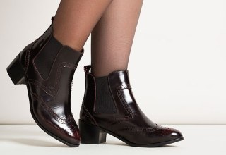 Update your wardrobe with new ankle boots