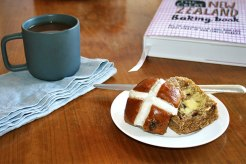 Hot Cross Bun Easter Recipe