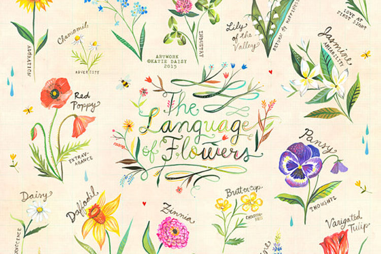 Language of Flowers - Florals on dresses, blouses, pants