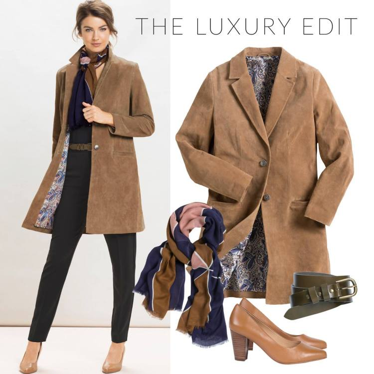 The Luxury Edit