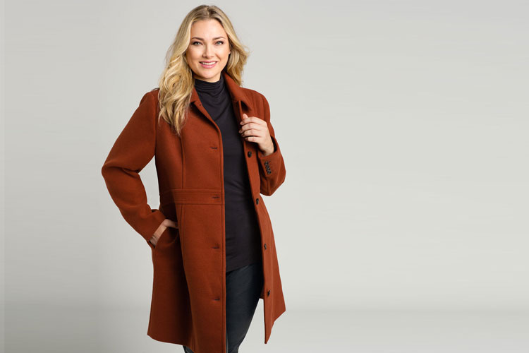 Top Picks from Ljubenka including the Emerge Woman Empire Coat