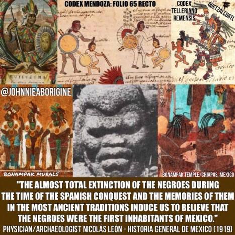 Blacks are Original to Planet earth, including the Americas