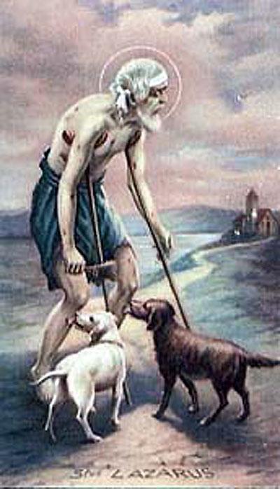 Saint-Lazarus-Papa-Legba