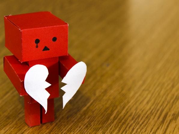 Handling breakups