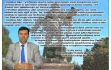 "YILMAZ KONCA, ""18 MART DENİZ ZAFERİ"" MESAJI"