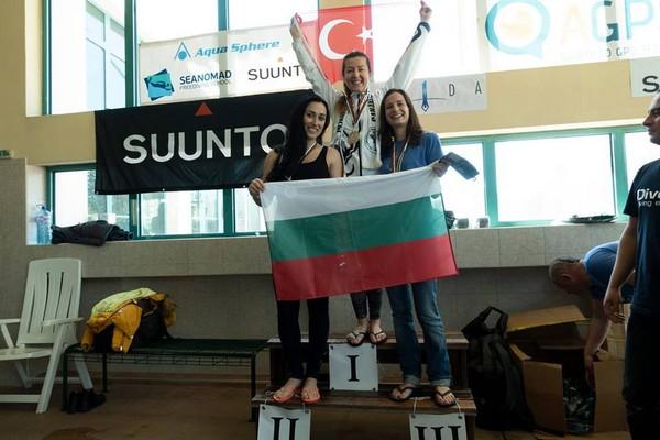 Rekortmen Birgül Erken Bulgaristan'dan Altın Madalya İle Döndü